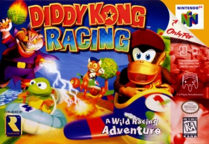 Diddy Kong Racing [USA] image
