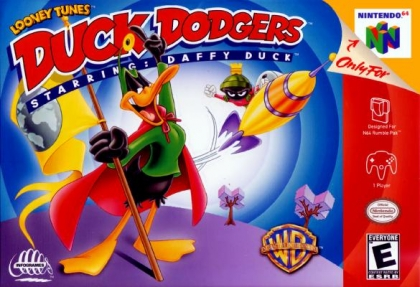 Duck Dodgers Starring Daffy Duck [USA] image