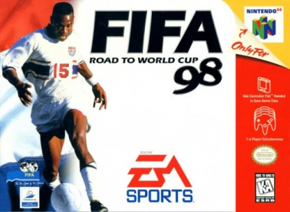 FIFA: Road to World Cup 98 [USA] - Nintendo 64 (N64) rom