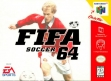 Логотип Emulators FIFA Soccer 64 [USA]