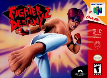 Fighter Destiny 2 Usa Nintendo 64 N64 Rom Download Wowroms Com
