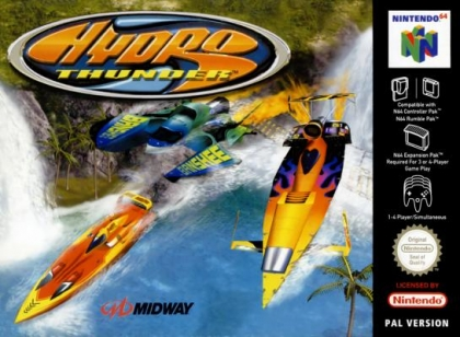 Last Retro Game You Finished And Your Thoughts - Page 8 Hydro+Thunder+(Europe)-image