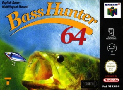 Bass Hunter 64 [Europe] image