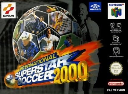International Superstar Soccer 2000 [Europe] image