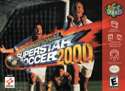International Superstar Soccer 2000 [USA] image