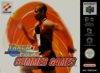 Last Retro Game You Finished And Your Thoughts - Page 7 International+Track+&+Field+-+Summer+Games+(Europe)+(En,Fr,De)-image