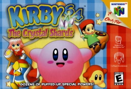 Kirby 64 : The Crystal Shards [USA] image
