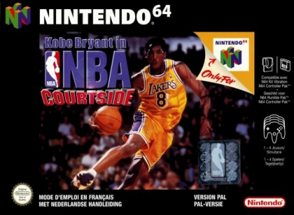 Last Retro Game You Finished And Your Thoughts - Page 9 Kobe+Bryant+in+NBA+Courtside+(Europe)-image