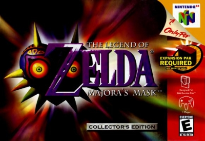 The Legend of Zelda : Majora's Mask [USA] image
