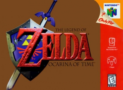 legend of zelda nintendo 64 rom download