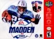Логотип Emulators Madden NFL 2001 [USA]