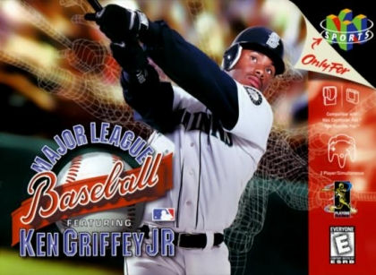 962ee7b341 Major League Baseball Featuring Ken Griffey Jr. [Australia] image
