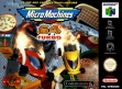 logo Emuladores Micro Machines 64 Turbo [Europe]