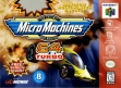 Логотип Emulators MicroMachines 64 Turbo [USA]