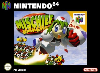 Mischief Makers [Europe] image