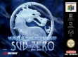 logo Emulators Mortal Kombat Mythologies - Sub-Zero [Europe]