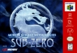 logo Emulators Mortal Kombat Mythologies: Sub-Zero [USA]