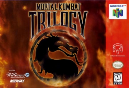 Mortal Kombat Trilogy [USA] image