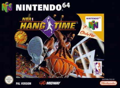 NBA Hangtime [Europe] image