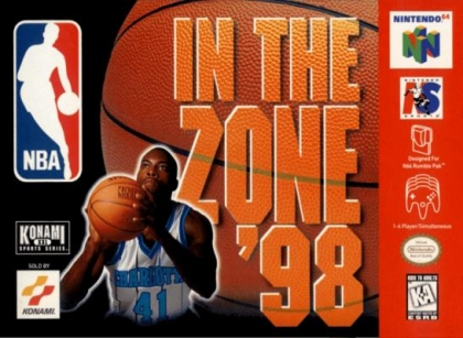 NBA in the Zone '98 [USA] image