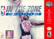 Логотип Emulators NBA in the Zone 2000 [USA]