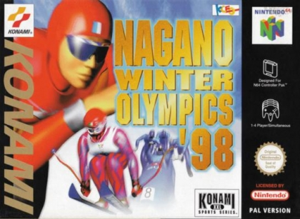Nagano Winter Olympics '98 [Europe] image