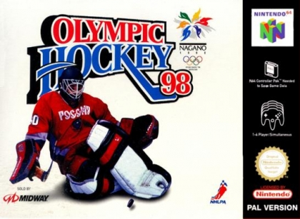 Last Retro Game You Finished And Your Thoughts - Page 6 Olympic+Hockey+98+(Europe)+(En,Fr,De,Es)-image