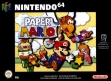 Logo Emulateurs Paper Mario [Europe]