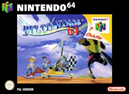 Last Game You Finished And Your Four-ghts - Page 15 Pilotwings+64+(Europe)+(En,Fr,De)-image