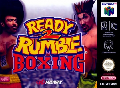 Ready 2 Rumble Boxing [Europe] image