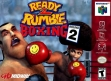 Логотип Emulators Ready 2 Rumble Boxing : Round 2 [USA]