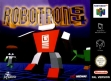 Логотип Emulators Robotron 64 [Europe]