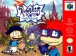 Логотип Emulators Rugrats in Paris : The Movie [USA]