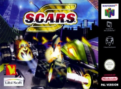 S.C.A.R.S. [Europe] image