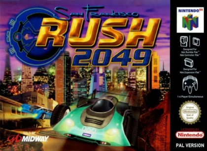 San Francisco Rush 2049 [Europe] image