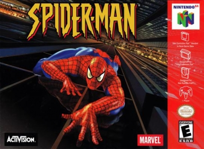 Spider-Man [USA] - Nintendo 64 (N64) rom download | WoWroms com