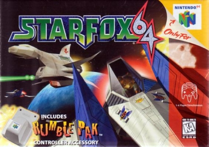 Star Fox 64 [USA] - Nintendo 64 (N64) rom download | WoWroms com