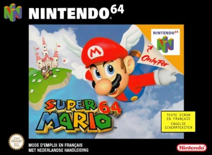 Super mario nintendo 64 free download | N64 ROMs  2019-06-28