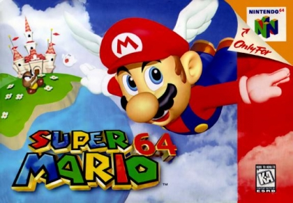 Super Mario 64 [USA] image