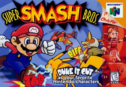 Super Smash Bros  [USA] - Nintendo 64 (N64) rom download | WoWroms com