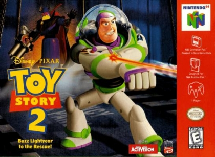 Toy Story 2 : Buzz Lightyear to the Rescue! [USA] image