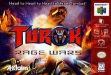 Логотип Emulators Turok : Rage Wars [USA]