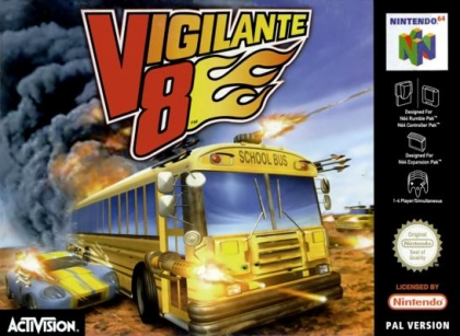 Last Retro Game You Finished And Your Thoughts - Page 6 Vigilante+8+(Europe)-image