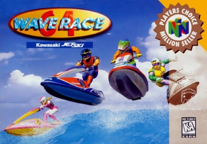 Wave Race 64 [USA] image