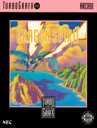 DRAGON SPIRIT [USA] - PC Engine/TurboGrafx 16 () rom download