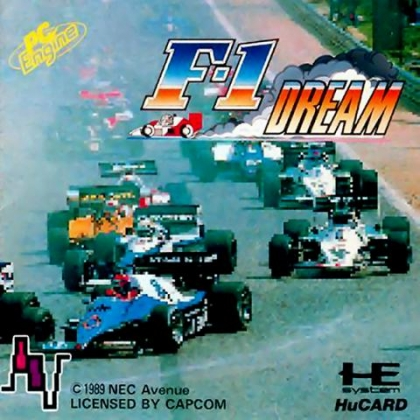 F-1 DREAM [JAPAN] image