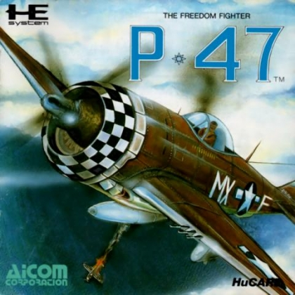 P-47 : THE FREEDOM FIGHTER [JAPAN] image