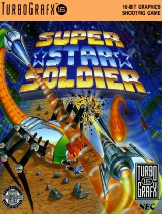 SUPER STAR SOLDIER [USA] - PC Engine/TurboGrafx 16 () rom download