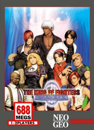 The King Of Fighters 2000 Neo Geo Rom Download Wowroms Com