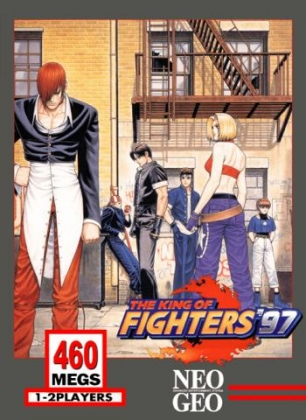 The King Of Fighters 97 Neo Geo Rom Download Wowroms Com